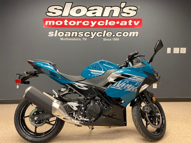 2021 Kawasaki Ninja 400 ABS at Sloans Motorcycle ATV, Murfreesboro, TN, 37129