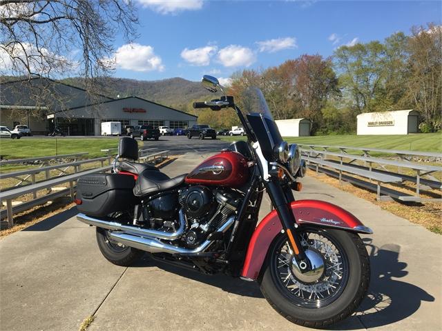 2019 Harley-Davidson Softail Heritage Classic at Harley-Davidson of Asheville