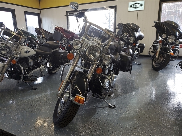 2013 Harley-Davidson Softail Heritage Softail Classic at Thornton's Motorcycle - Versailles, IN
