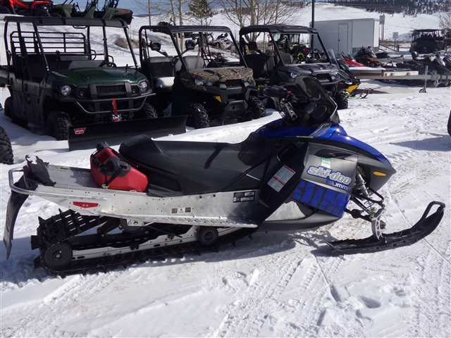 2007 Ski-Doo Summit Adrenaline 144 600 HO SDI $101/month at Power World Sports, Granby, CO 80446