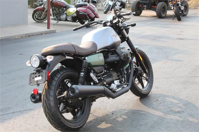 2021 Moto Guzzi V7 Stone Centenario E5 at Aces Motorcycles - Fort Collins