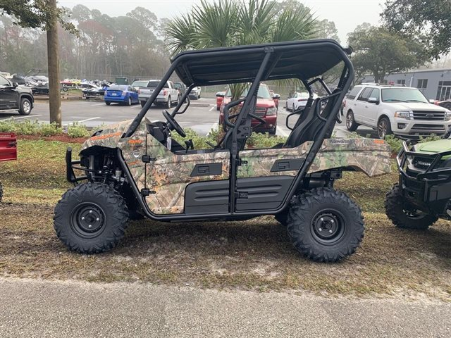 2021 Kawasaki Teryx4 Camo Camo at Powersports St. Augustine