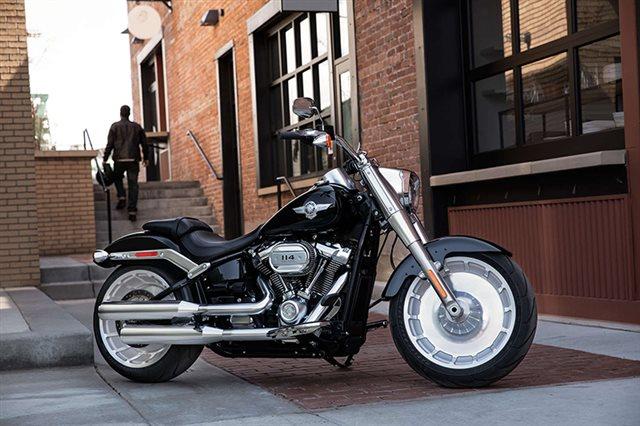 2019 Harley-Davidson Softail Fat Boy 114 at Garden State Harley-Davidson