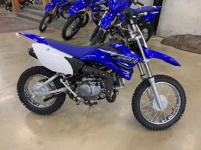 2021 Yamaha TT-R 110E at Got Gear Motorsports