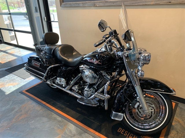 2004 Harley-Davidson Road King Base at Vandervest Harley-Davidson, Green Bay, WI 54303