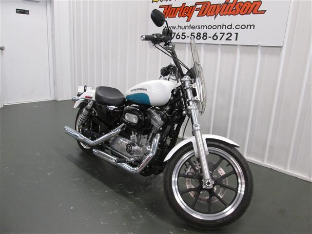 2017 Harley-Davidson Sportster SuperLow Under $10k at Hunter's Moon Harley-Davidson®, Lafayette, IN 47905
