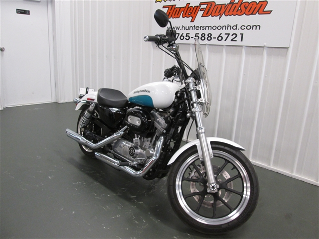 2017 Harley-Davidson Sportster SuperLow Under $10k at Hunter's Moon Harley-Davidson®, Lafayette, IN 47905