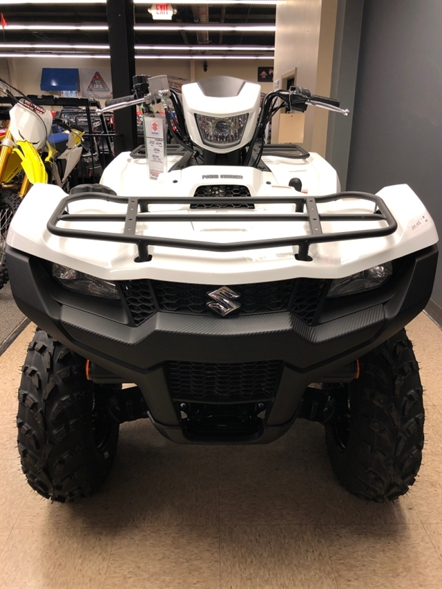 2020 Suzuki KingQuad 500 AXi Power Steering at Sloans Motorcycle ATV, Murfreesboro, TN, 37129