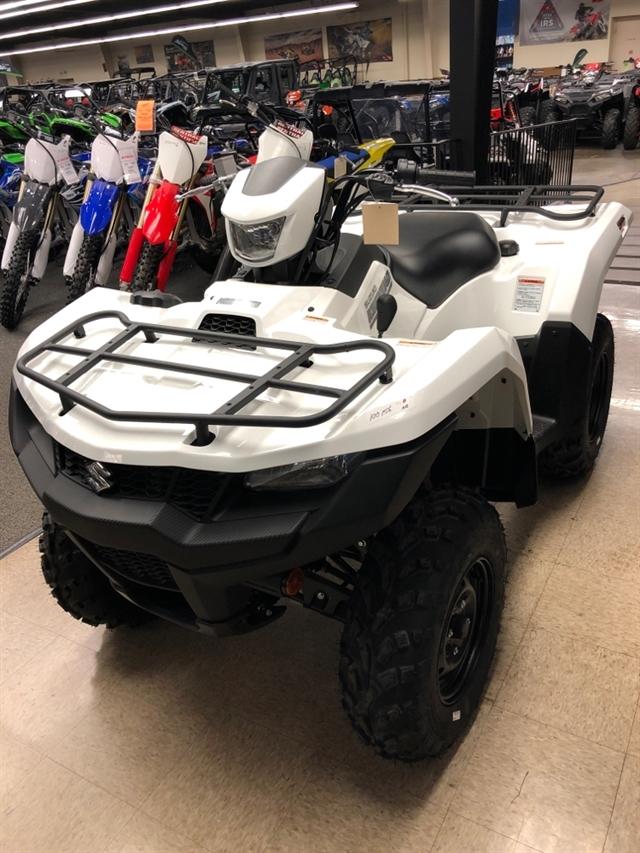 2020 Suzuki KingQuad 500 AXi Power Steering at Sloans Motorcycle ATV, Murfreesboro, TN, 37129