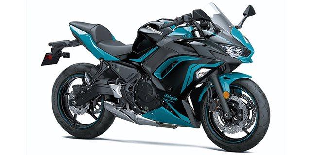 2021 Kawasaki Ninja 650 ABS at Ehlerding Motorsports