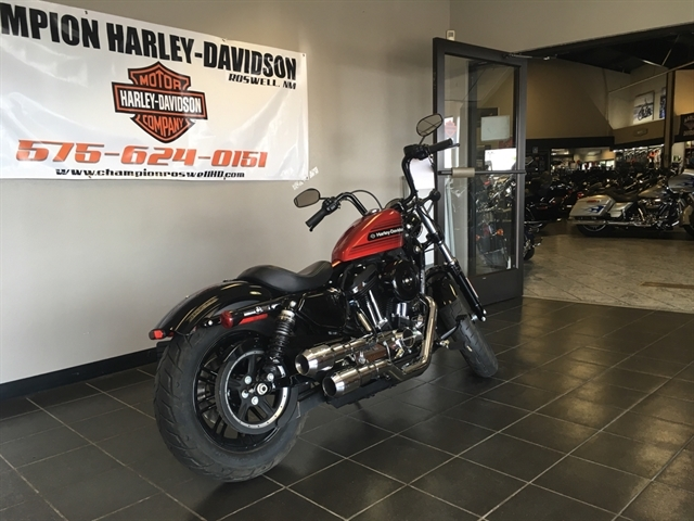 2019 Harley-Davidson Sportster Forty-Eight® Special at Champion Harley-Davidson
