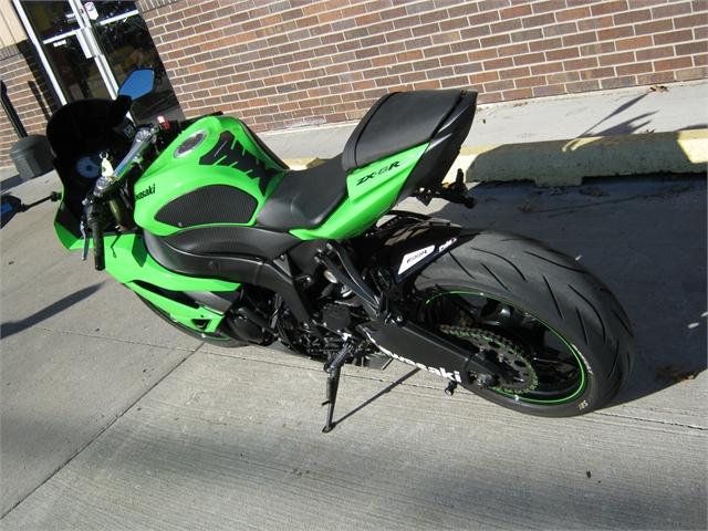 2009 Kawasaki Ninja ZX-6R at Brenny's Motorcycle Clinic, Bettendorf, IA 52722