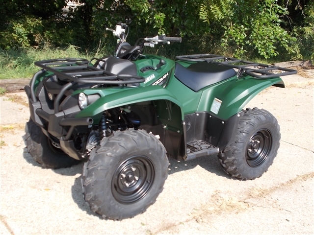 2019 Yamaha Kodiak 450 at Nishna Valley Cycle, Atlantic, IA 50022