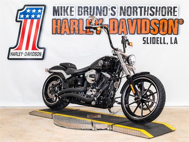 2016 Harley-Davidson Softail Breakout at Mike Bruno's Northshore Harley-Davidson