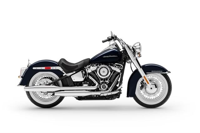 2020 Harley-Davidson Softail Deluxe at Holeshot Harley-Davidson