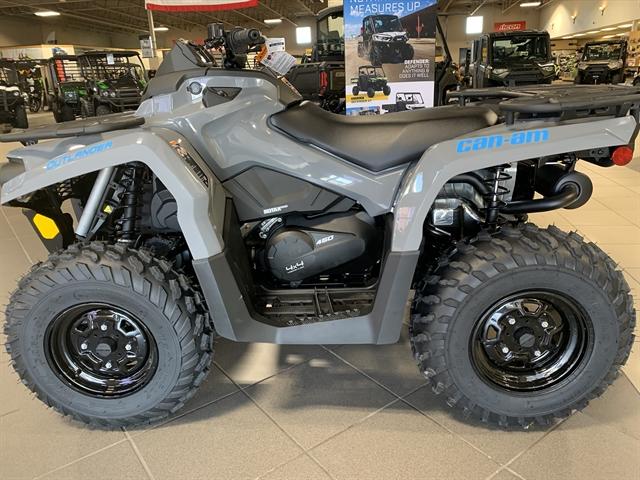 2021 Can-Am Outlander DPS 450 at Star City Motor Sports