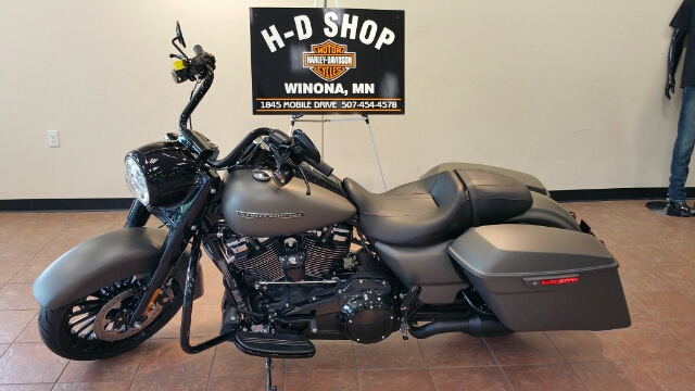 2018 Harley-Davidson Road King Special at Harley-Davidson® Shop of Winona, Winona, MN 55987