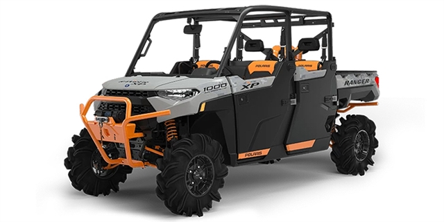 2021 Polaris Ranger Crew XP 1000 High Lifter Edition at Santa Fe Motor Sports