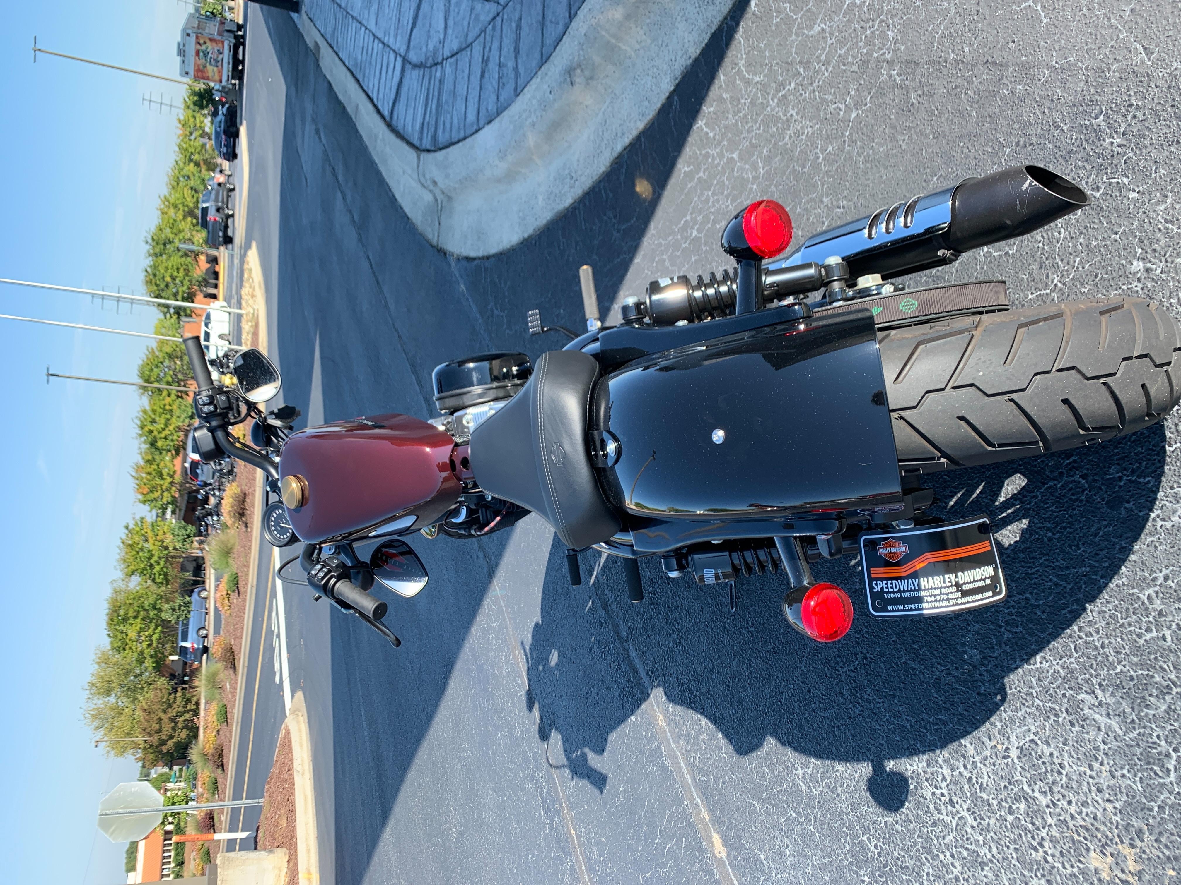 2021 Harley-Davidson Cruiser XL 1200X Forty-Eight at Speedway Harley-Davidson