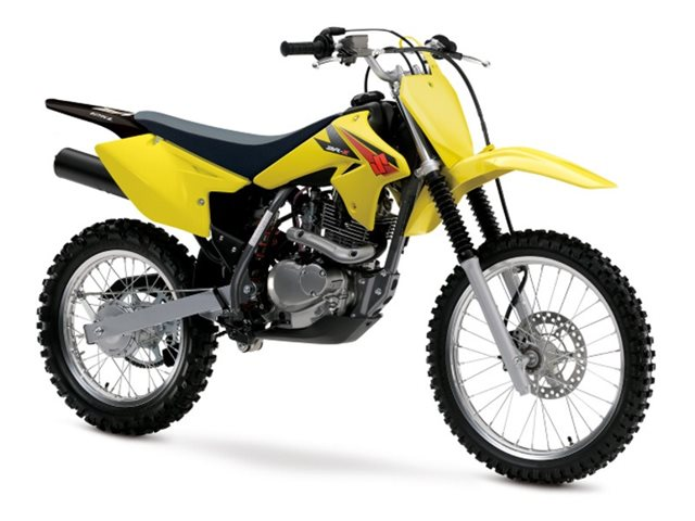 2017 Suzuki DR-Z125L at Brenny's Motorcycle Clinic, Bettendorf, IA 52722