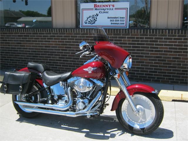 2006 Harley-Davidson FLSTF - Softail Fat Boy at Brenny's Motorcycle Clinic, Bettendorf, IA 52722