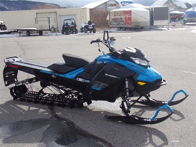 2019 Ski-Doo SUMMIT 850 165 3-S $243/month at Power World Sports, Granby, CO 80446