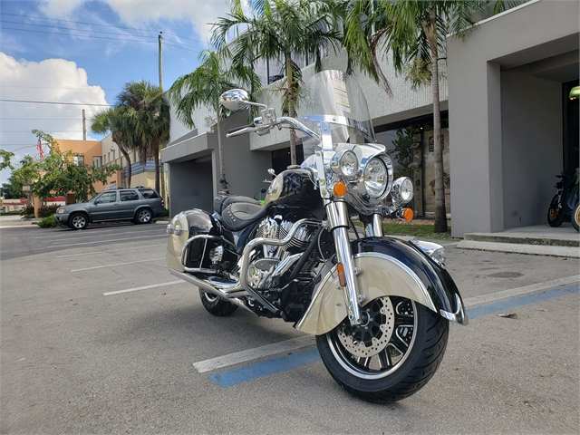 2021 Indian Springfield Springfield at Fort Lauderdale