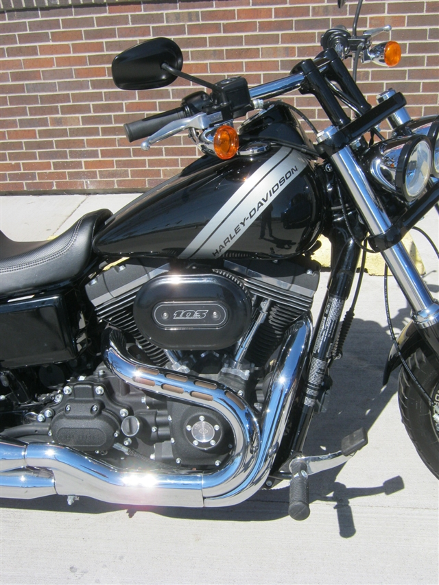 2016 Harley-Davidson FXDF - Dyna Fat Bob at Brenny's Motorcycle Clinic, Bettendorf, IA 52722