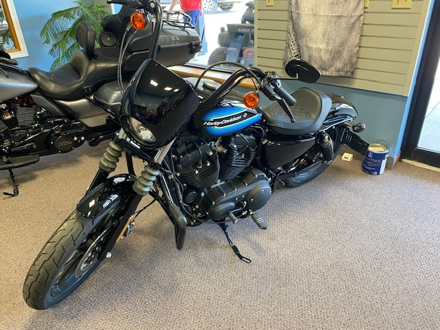 2019 Harley-Davidson Sportster Iron 1200 at Carlton Harley-Davidson®