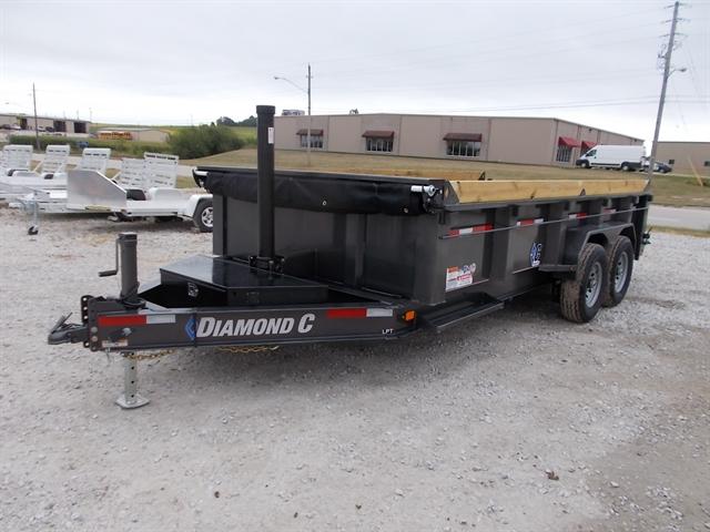 2021 Diamond C LPT207 16X82 at Nishna Valley Cycle, Atlantic, IA 50022