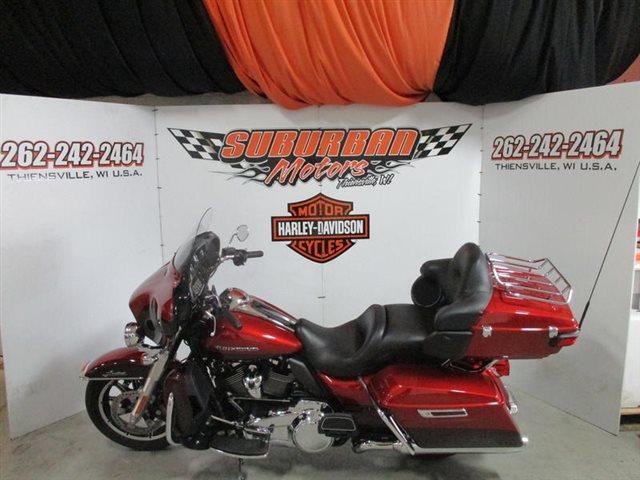 2018 HD FLHTK at Suburban Motors Harley-Davidson