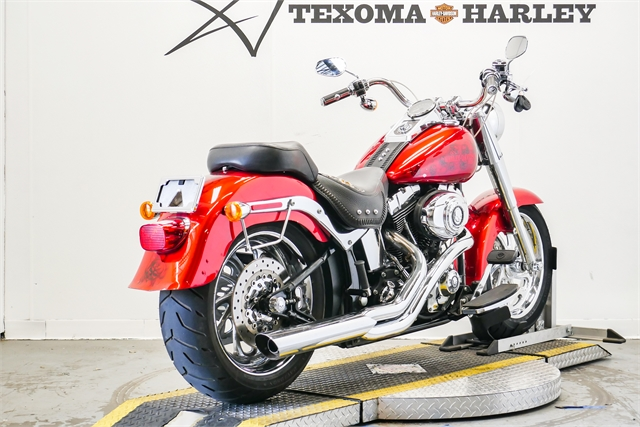 2007 Harley-Davidson Softail Fat Boy at Texoma Harley-Davidson
