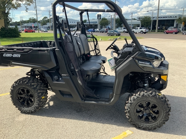 2021 Can-Am Defender DPS HD10   Jacksonville Powersports