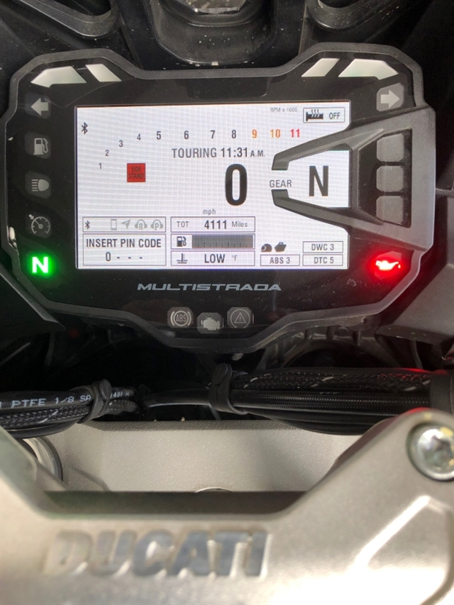 2016 Ducati Multistrada 1200 S at Youngblood RV & Powersports Springfield Missouri - Ozark MO