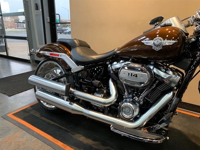 2019 Harley-Davidson Softail Fat Boy 114 at Vandervest Harley-Davidson, Green Bay, WI 54303