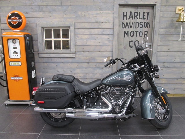 2020 Harley-Davidson Softail Heritage Classic 114 at Hunter's Moon Harley-Davidson®, Lafayette, IN 47905