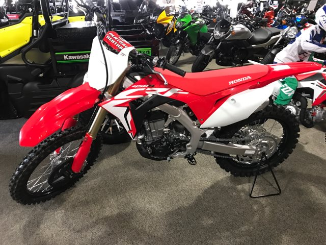 2019 Honda CRF 450R 450R at Dale's Fun Center, Victoria, TX 77904