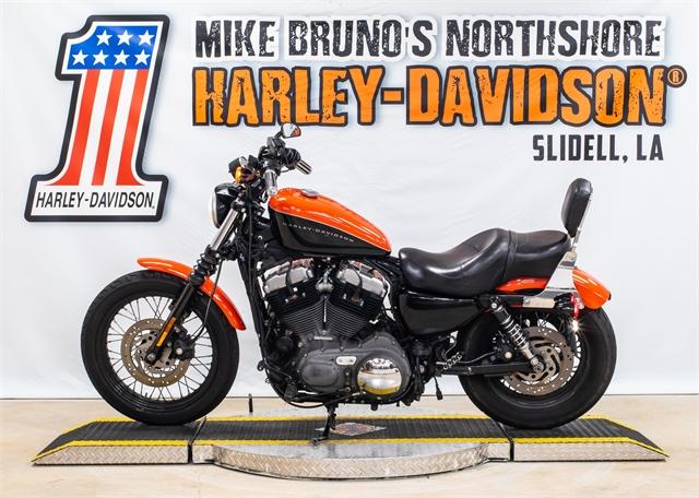 2008 Harley-Davidson XL1200N at Mike Bruno's Northshore Harley-Davidson