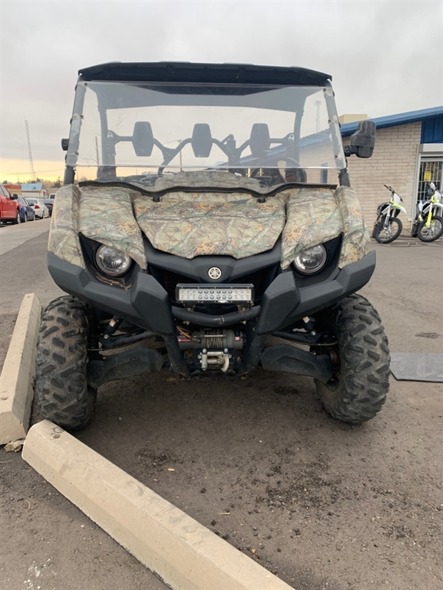 2018 Yamaha Viking EPS at Bobby J's Yamaha, Albuquerque, NM 87110