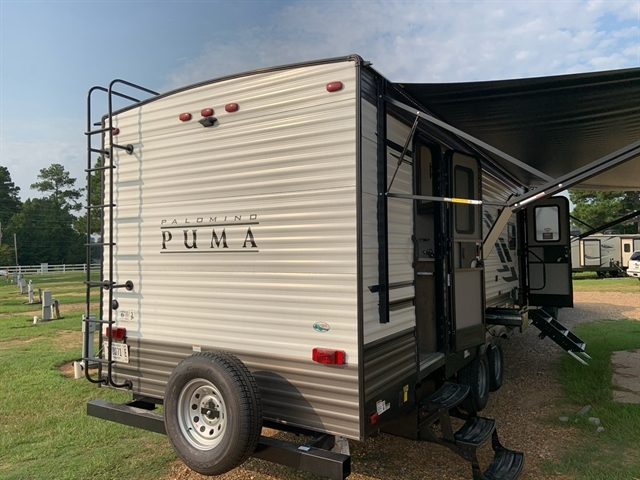 2021 Palomino Puma 28DBFQ 28DBFQ at Campers RV Center, Shreveport, LA 71129