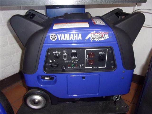 2018 Yamaha Portable Generator EF3000iSEB at Bobby J's Yamaha, Albuquerque, NM 87110