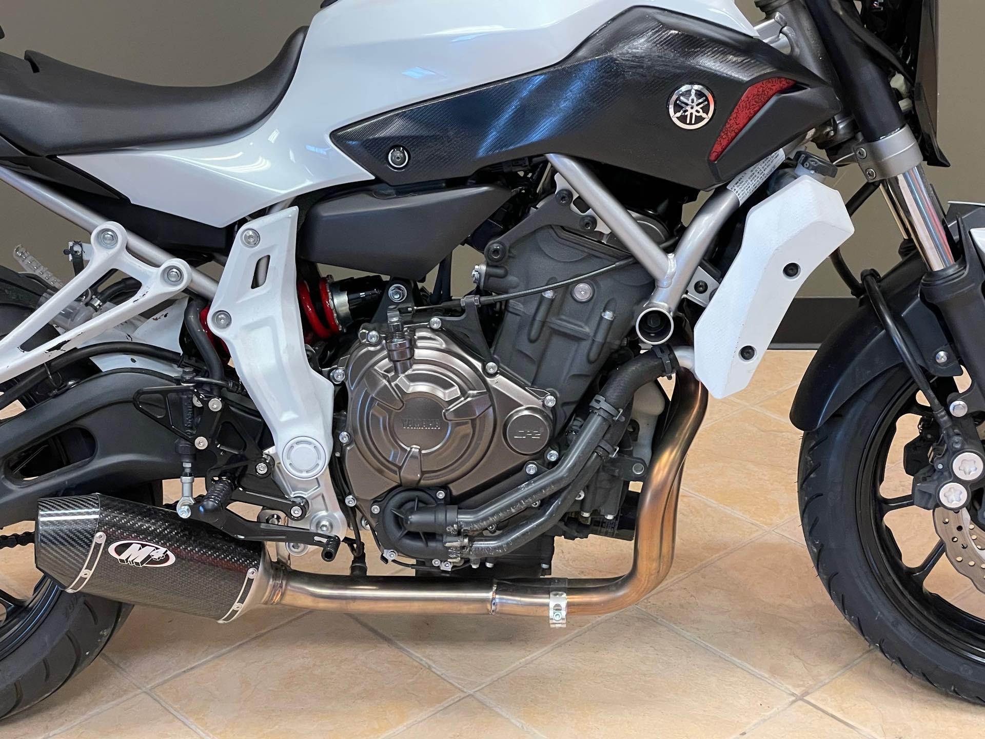 2015 Yamaha FZ 07 at Loess Hills Harley-Davidson