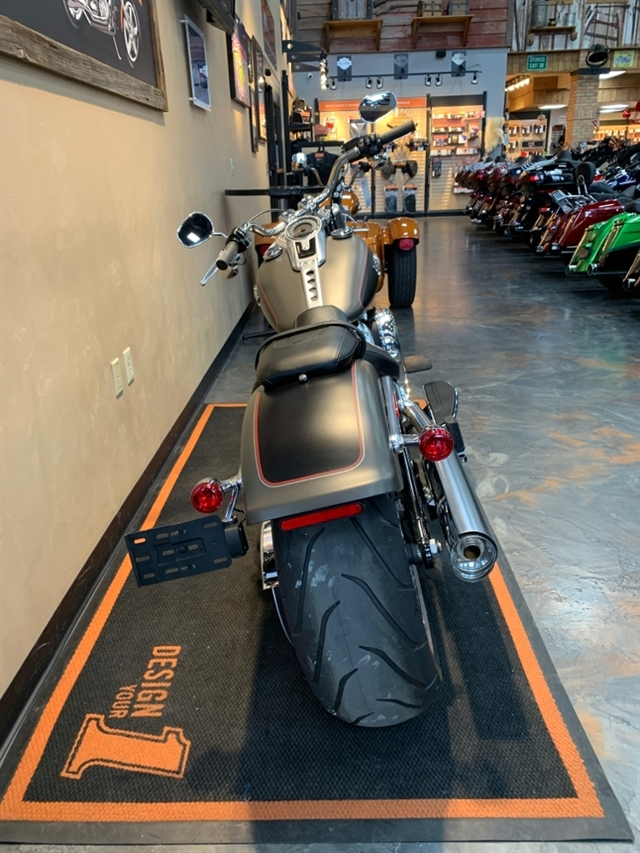 2019 Harley-Davidson Softail Fat Boy at Vandervest Harley-Davidson, Green Bay, WI 54303