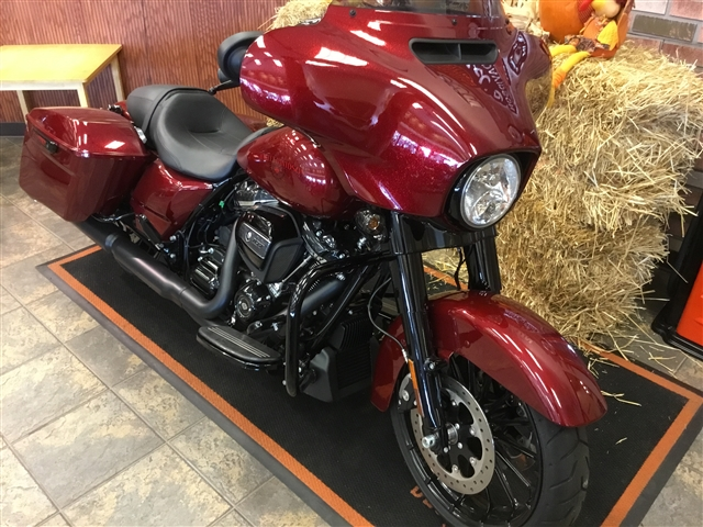 2018 Harley-Davidson Street Glide Special at Bud's Harley-Davidson, Evansville, IN 47715