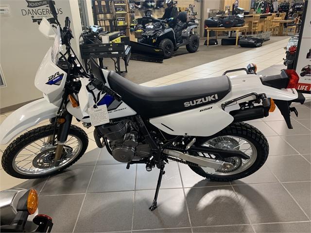 2021 Suzuki DR 650S at Star City Motor Sports