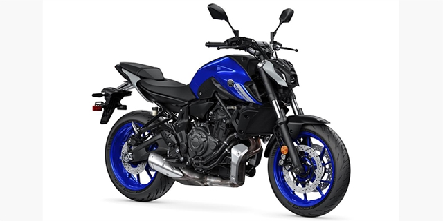 2021 Yamaha MT 07 at Brenny's Motorcycle Clinic, Bettendorf, IA 52722