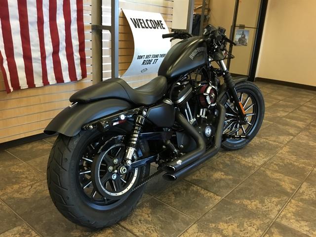 2015 Harley-Davidson Sportster Iron 883 at Bud's Harley-Davidson, Evansville, IN 47715
