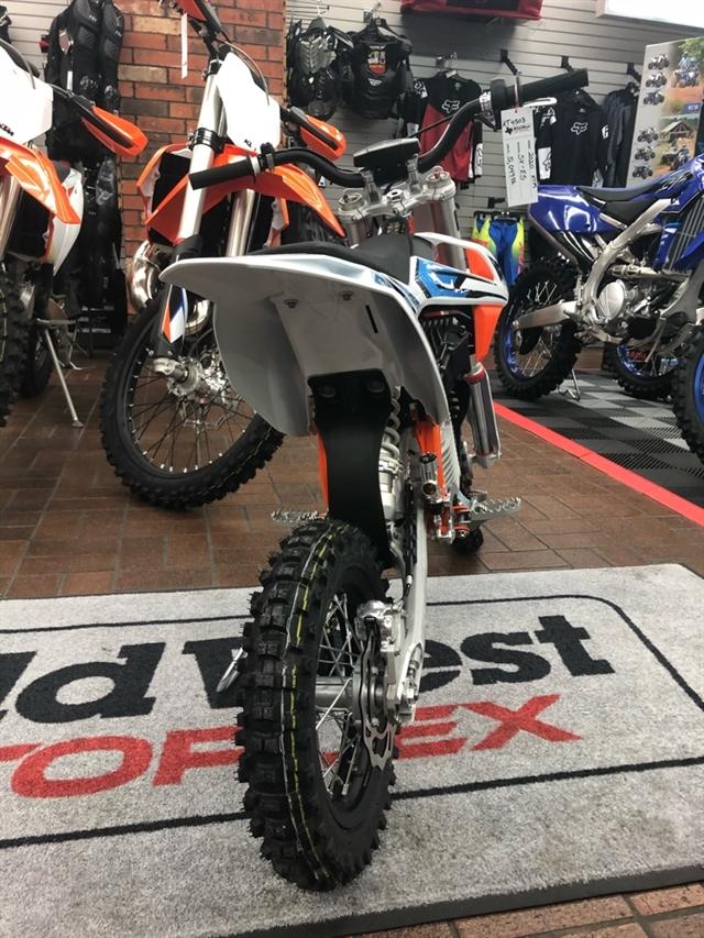 2022 KTM SX E 5 at Wild West Motoplex