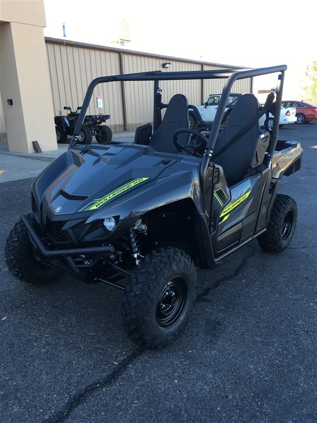 2019 Yamaha Wolverine X2 Base at Champion Motorsports, Roswell, NM 88201