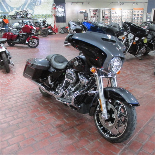 2021 Harley-Davidson Grand American Touring Street Glide Special at Bumpus H-D of Memphis